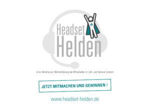 Logo der Wahl HeadsetHelden 2017